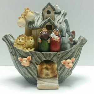 Other - Noah's Ark - Lighted